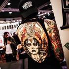 Le signore dell'inchiostro (su pelle): a Roma si riuniscono 150 tatuatrici da tutto il mondo
