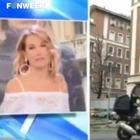 Fabrizio Corona contro l'inviata di Pomeriggio 5, Barbara D'Urso risponde così