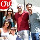Ilaria D'Amico e Gigi Buffon, incontro con l'ex: con Rocco Attisani e la fidanzata incinta al campo estivo del figlio Pietro