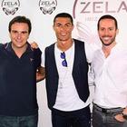 Cristiano Ronaldo apre il suo primo ristorante a Londra: «Sono molto eccitato»