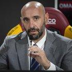 Monchi: «Di Francesco non è in discussione, convinti di lui al 100%»