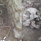 Bimbo vampiro nell'antico cimitero in Umbria: il caso affascina gli archeologi di tutto il mondo