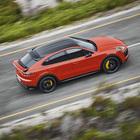 Cayenne Coupé, al volante del Suv Porsche nella versione ancora più sportiva e dinamica