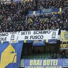 Verona-Roma, fermati 21 ultras giallorossi