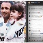 Sinisa Mihajlovic, il gesto commovente delle figlie Viktorija e Virginia: la doppia dedica su Instagram
