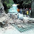 Bus si schianta nell'oasi Wwf,  feriti la maestra e due bambini