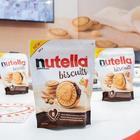 Nutella Biscuits, la Ferrero raddoppia la produzione: ora la fabbrica di Balviano lavorerà full time