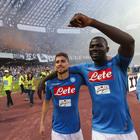 Napoli tra cessioni e clausole: in uscita Koulibaly, forse Jorginho