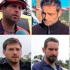 """Gli 8 """"angeli minatori"""" che hanno provato a salvarlo"""