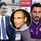Davide Astori e Fabrizio Frizzi, Carlo Conti torna a parlare del dolore della loro perdita