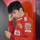 Leclerc: «Veloce nell'ultimo giro, ma ho commesso un errore». Vettel: «Mercedes più veloci»