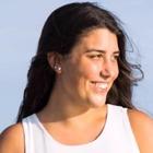 Elena Iiriti e un mezzo Flixbus
