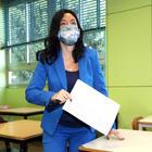 La ministra Azzolina in visita all'istituto comprensivo Riccardo Massa di Milano