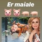 Temptation Island Vip, Tina Cipollari contro Er Faina : «Er maiale»