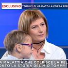 Ittiosi lamellare, parla la mamma del piccolo Tommy: «Quando è nato sembrava finto»