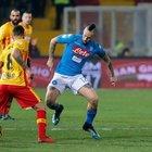 Napoli, Hamsik fa 118: «Juve? Non ci spaventa»