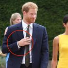 Harry e il braccialetto che indossa da vent'anni. Il motivo è commovente