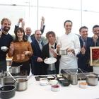 """""""Dispensa Stellata"""": chef e vip contro lo spreco alimentare al Palazzo delle Esposizioni di Roma"""
