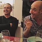 Sanremo da ridere a casa dei comici Giuliani e Di Carlo Guarda