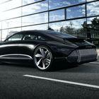 Hyundai Prophecy, linee classiche e interni hi-tech per la concept car elettrica coreana