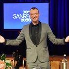 Sanremo, Amadeus: gaffes segreti e amori