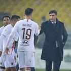 Parma-Roma, Kalinic è vivo anche se non fa gol. Allo Stadium l'occasione da dentro o fuori