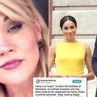 La sorella di Meghan Markle: «Lady Diana si vergognerebbe di Harry». Lo sfogo su Twitter