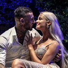Mercedesz Henger e Lucas Peracchi (Instagram)