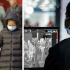 Virus Cina, a Fiumicino scanner da giovedì per il controllo della febbre