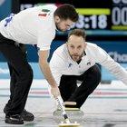 Nel curling esordio amaro per l'Italia: 5-3 con il Canada