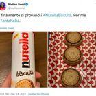 Nutella Biscuits, Matteo Renzi e il mistero della confezione a tubo: ecco il perché