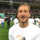 Totti perde la pazienza con Ciro Ferrara: «Hai rotto il c***» Video