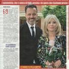 Kikò Nalli, marito di Tina Cipollari, e l'ex gieffina Floriana Secondi (Nuovo)