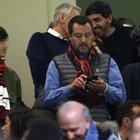 Salvini su Instagram: «Ma Kessie deve giocare per forza?»