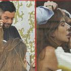 Alba Parietti dal parrucchiere