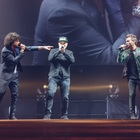 Renga, Nek e Max: più che un concerto un mega karaoke