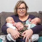 Quasi impossibile: donna fecondata due volte in una settimana, partorisce tre bambini
