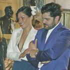 Fernanda Lessa sposa a 40 anni: matrimonio col fidanzato Luca Zocchi