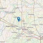 Terremoto in Emilia-Romagna: scossa avvertita da Reggio fino a Bologna. Gente in strada a Carpi