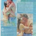 Cecilia Rodriguez e Ignazio Moser a Capri FOTO