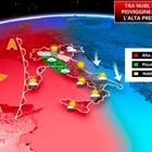 Meteo, torna l'alta pressione: tra sole e inquinamento, una settimana di tempo stabile