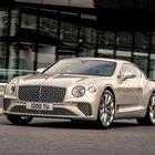 Bentley Continental GT Mulliner Coupé, debutto a Salon Privé per la supercar di lusso