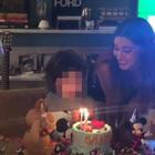 Belen Rodriguez e la festa per il compleanno di Santiago: ma il regalo più bello lo ha già ricevuto