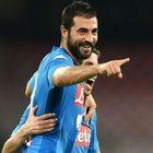 Albiol, tutta la gioia di papà Miguel: «Deve chiudere la carriera a Napoli»