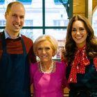 Kate e William chef per un giorno nel pranzo natalizio in tv. Ecco cosa cucinerà la duchessa