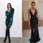 Paillettes tendenza di fine anno, gli abiti per le feste brillano: ecco come indossarli