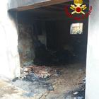Casa invasa dal fumo mentre dormivano Foto