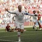Portogallo-Marocco 1-0. E' sempre Ronaldo a far grandi i lusitani