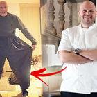 Perde 70 chili con la dieta della dopamina: uno chef inglese svela il ricettario della felicità