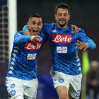 Napoli, che spettacolo in attacco ma la squadra è spaccata in due
